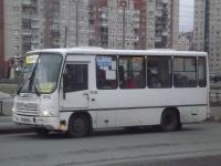 Санкт-Петербург. ПАЗ-320302-08 н766тр
