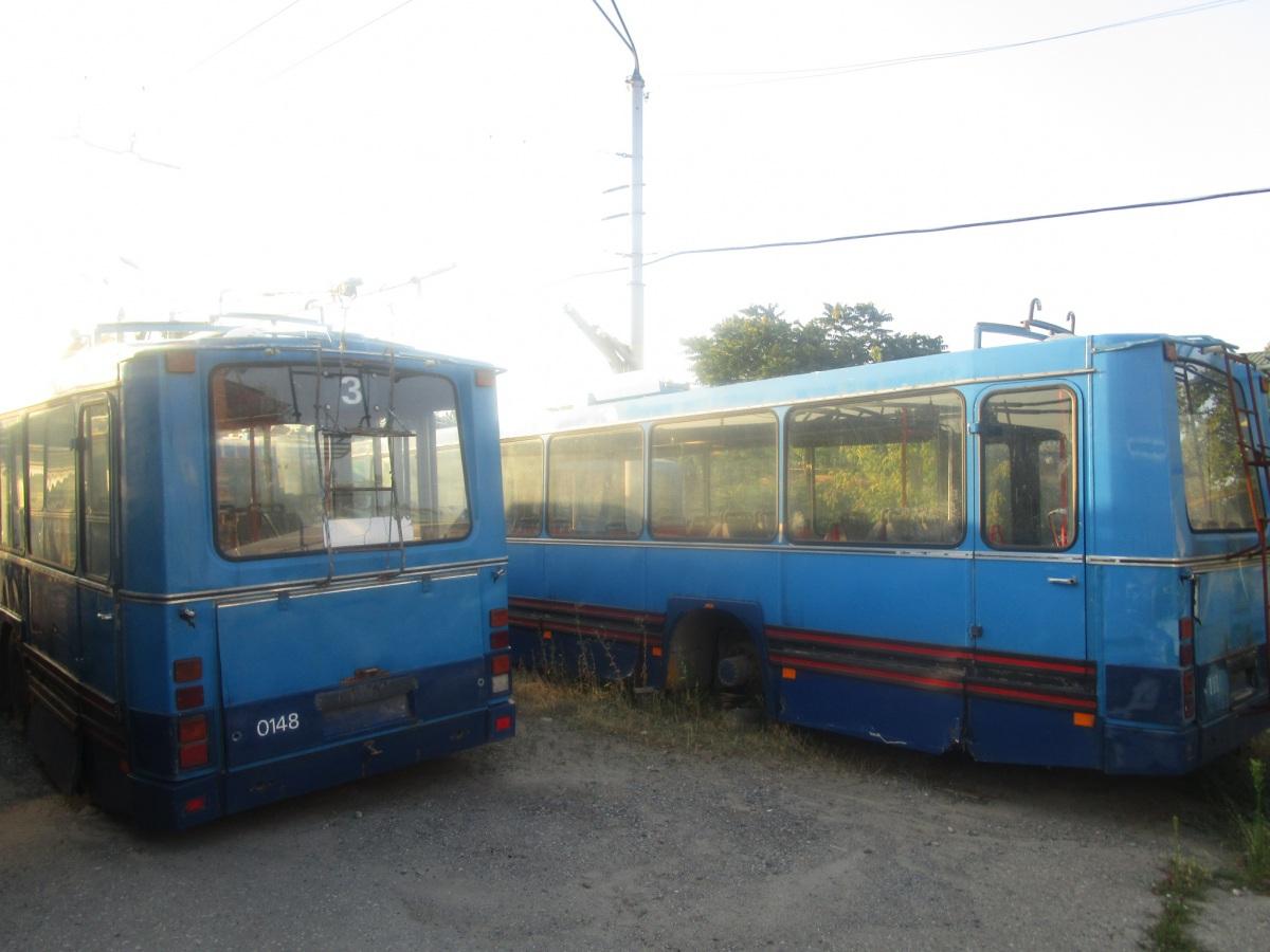 Таганрог. DAF B79T-K560 №0148, DAF B79T-K560 №111