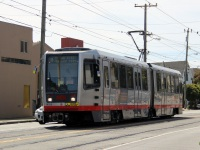 Сан-Франциско. Breda LRV №1413