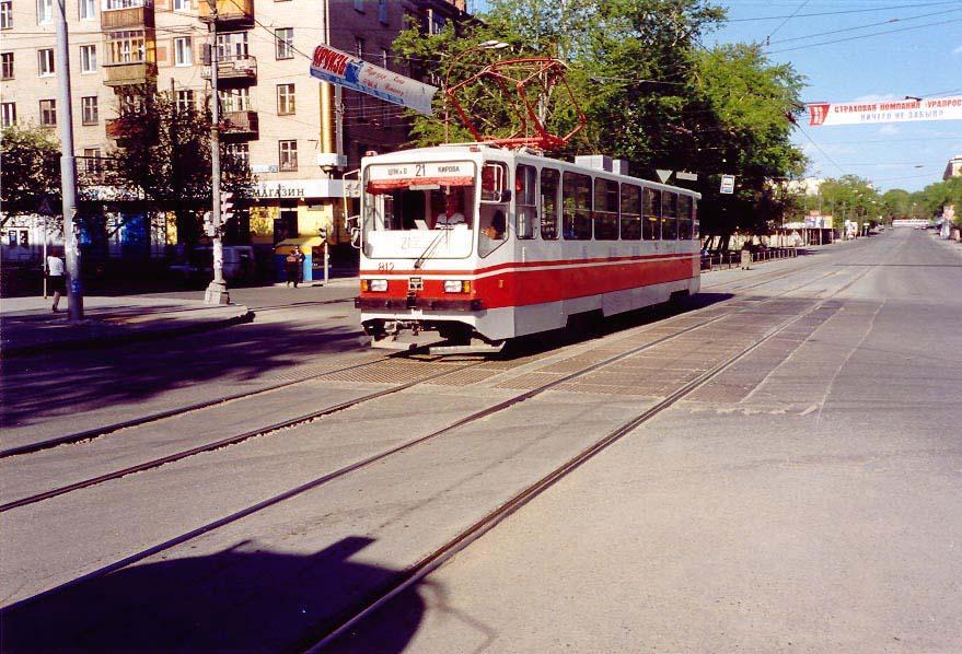 Екатеринбург. 71-402 СПЕКТР №812