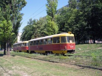 Харьков. Tatra T3SU №654, Tatra T3SU №670