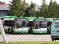 Белосток. Solaris Urbino 12 BI 3519L, Solaris Urbino 12 BI 7055L