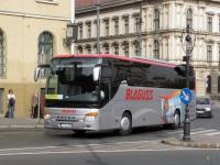 Будапешт. Setra S415GT-HD LYX-395