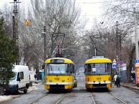 Николаев. Tatra T3M.03 №1117, Tatra T3M.05 №1122