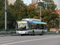 Вильнюс. MAN A21 Lion's City NL273 CNG GND 524