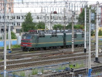 Вологда. ВЛ80т-2004