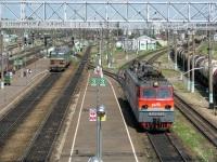 Вязьма. ВЛ80с-812, ВЛ10у-047