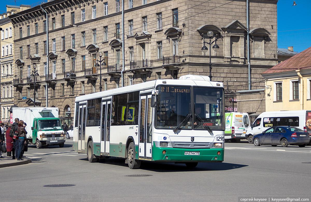 Санкт-Петербург. НефАЗ-52994-40-42 в437мм
