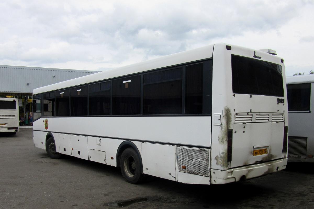 Новокузнецк. ЛиАЗ-5256.58 ао235