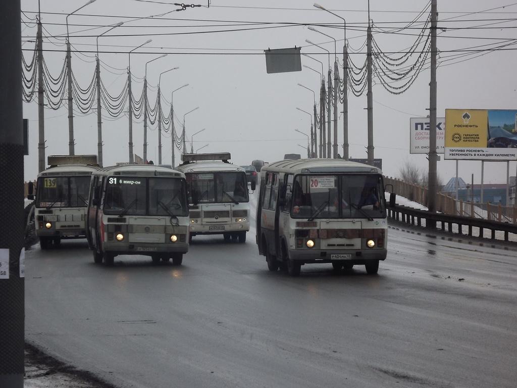 Курган. ПАЗ-32054 р404ма, ПАЗ-32054 к165кс, ПАЗ-32054 а757мв, ПАЗ-32054 м247ет