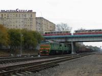 Москва. Tatra T3 (МТТЧ) №3403, 2М62У-0107