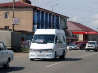 Зестафони. Mercedes-Benz Sprinter QZQ-703