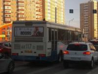 Сургут. МАЗ-104.Х25 ак117