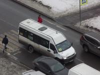 Санкт-Петербург. Нижегородец-2227 (Iveco Daily) в298ат