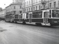 Санкт-Петербург. ЛВС-86К №9024