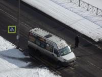 Санкт-Петербург. Нижегородец-2227 (Iveco Daily) в244ат
