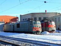 Тверь. ВЛ10-1897, ВЛ10-1135