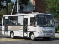 Анапа. ПАЗ-320402-03 а991ну