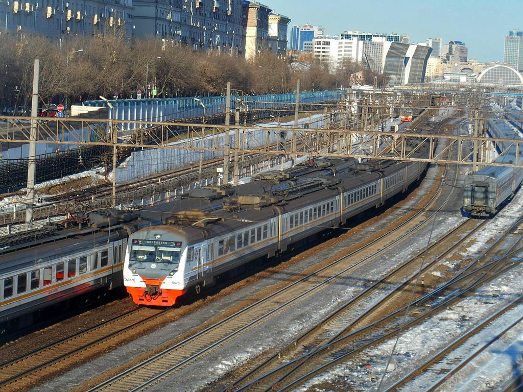 Москва. ЭД4М-0470