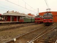 Тверь. ВЛ10-1722, ВЛ10-1886