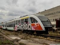 Варна. Siemens Desiro Classic № 10 006.8
