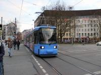 Мюнхен. Adtranz R2.2 №2152