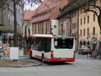 Нюрнберг. Mercedes-Benz O530 Citaro N-OM 180