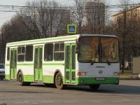Москва. ЛиАЗ-5256.35 а419ое