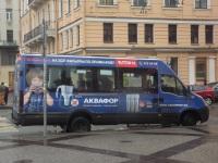 Санкт-Петербург. Нижегородец-2227 (Iveco Daily) в149ат