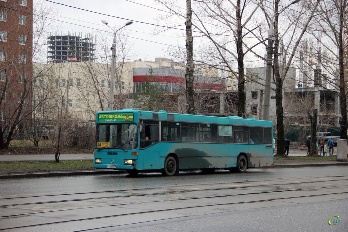 Пермь. Mercedes-Benz O405N т053ва