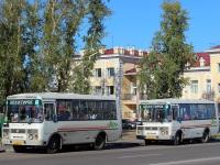Белогорск. ПАЗ-32054 ае866, ПАЗ-32054 ае867
