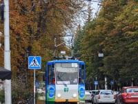 Пятигорск. Tatra KT4D №07