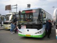 Цзиси. (автобус - модель неизвестна) 黑G B8638
