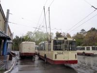 Челябинск. БТЗ-5276-01 №2444, КТГ-1 №303