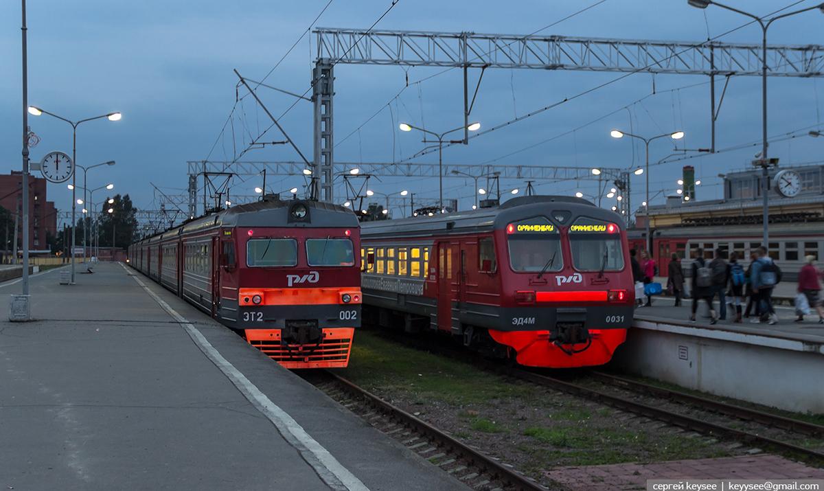 Санкт-Петербург. ЭТ2-002