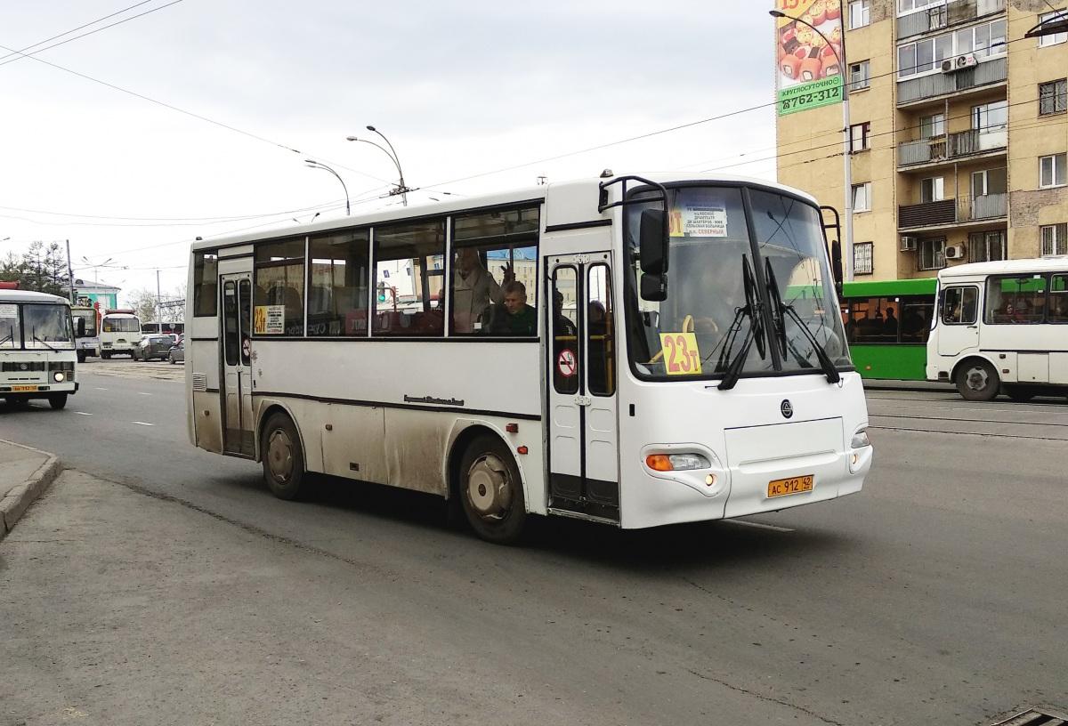Кемерово. КАвЗ-4235-03 ас912