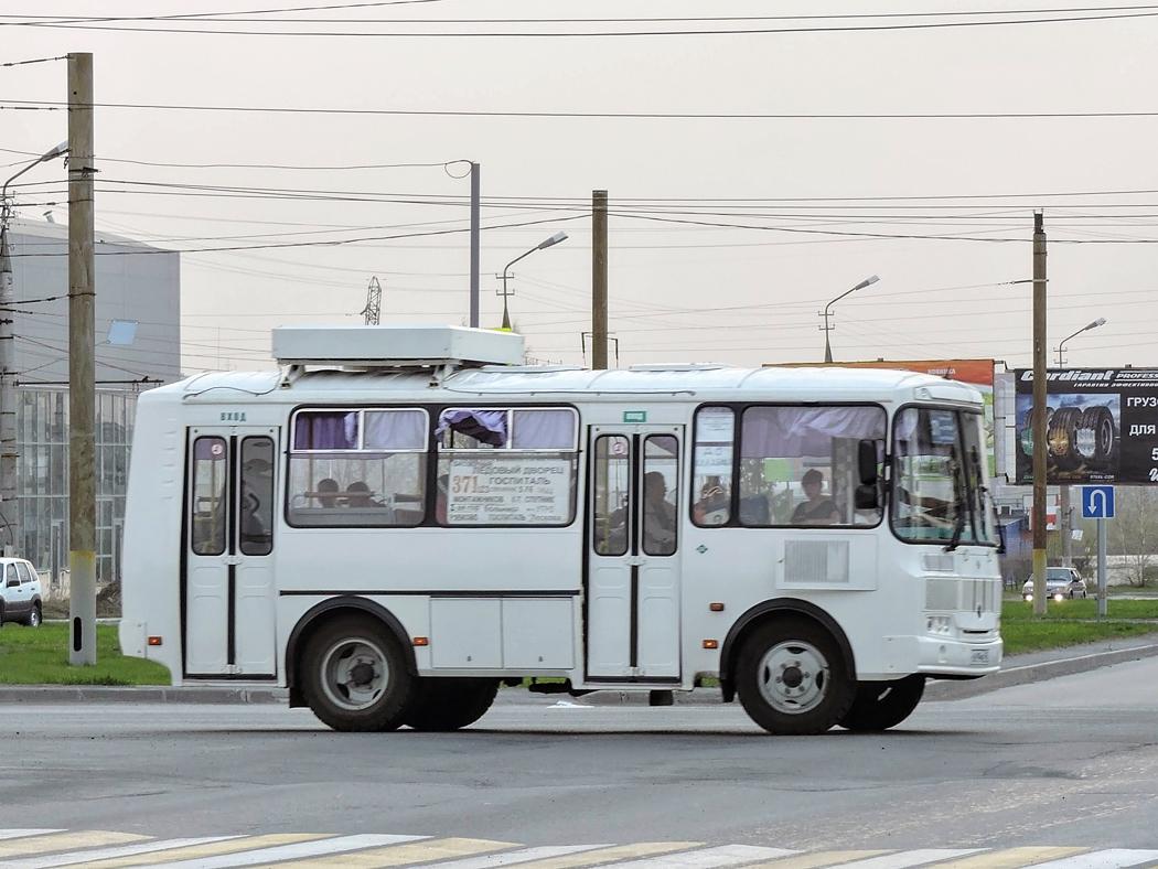 Курган. ПАЗ-32054 о619ме