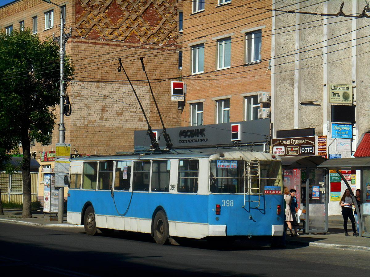 Калуга. ЗиУ-682В00 №398