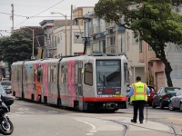 Сан-Франциско. Breda LRV №1434