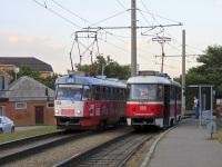 Краснодар. Tatra T3SU №053, Tatra T3SU №099