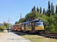 Краснодар. Tatra T3SU №112