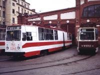Санкт-Петербург. ЛВС-86Т №3260, ЛМ-68М №У-3701