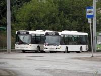 Череповец. Scania OmniLink CK95UB в111ро, Scania OmniLink CL94UB в020нт
