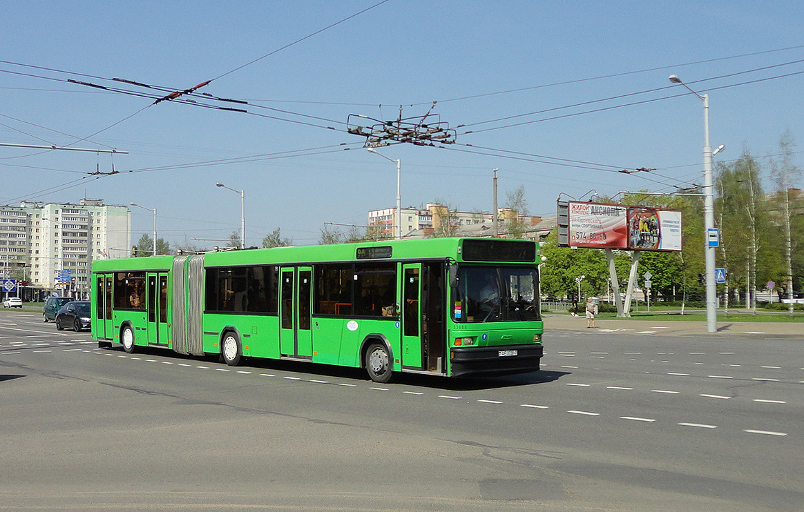 Минск. МАЗ-105.065 AE3738-7
