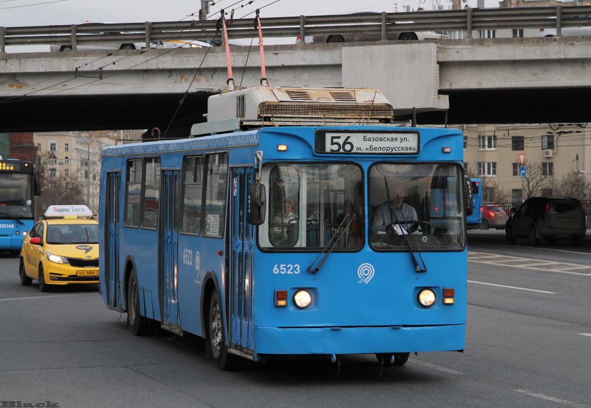 Москва. ЗиУ-682ГМ №6523