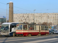 Санкт-Петербург. ЛВС-86К №7024, Sunsundegui Sideral т737нк