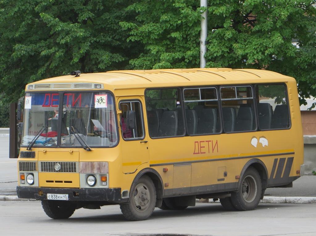 Курган. ПАЗ-32053-70 с838кн