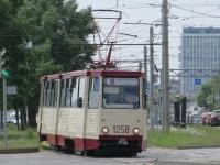 Челябинск. 71-605А (КТМ-5А) №1258