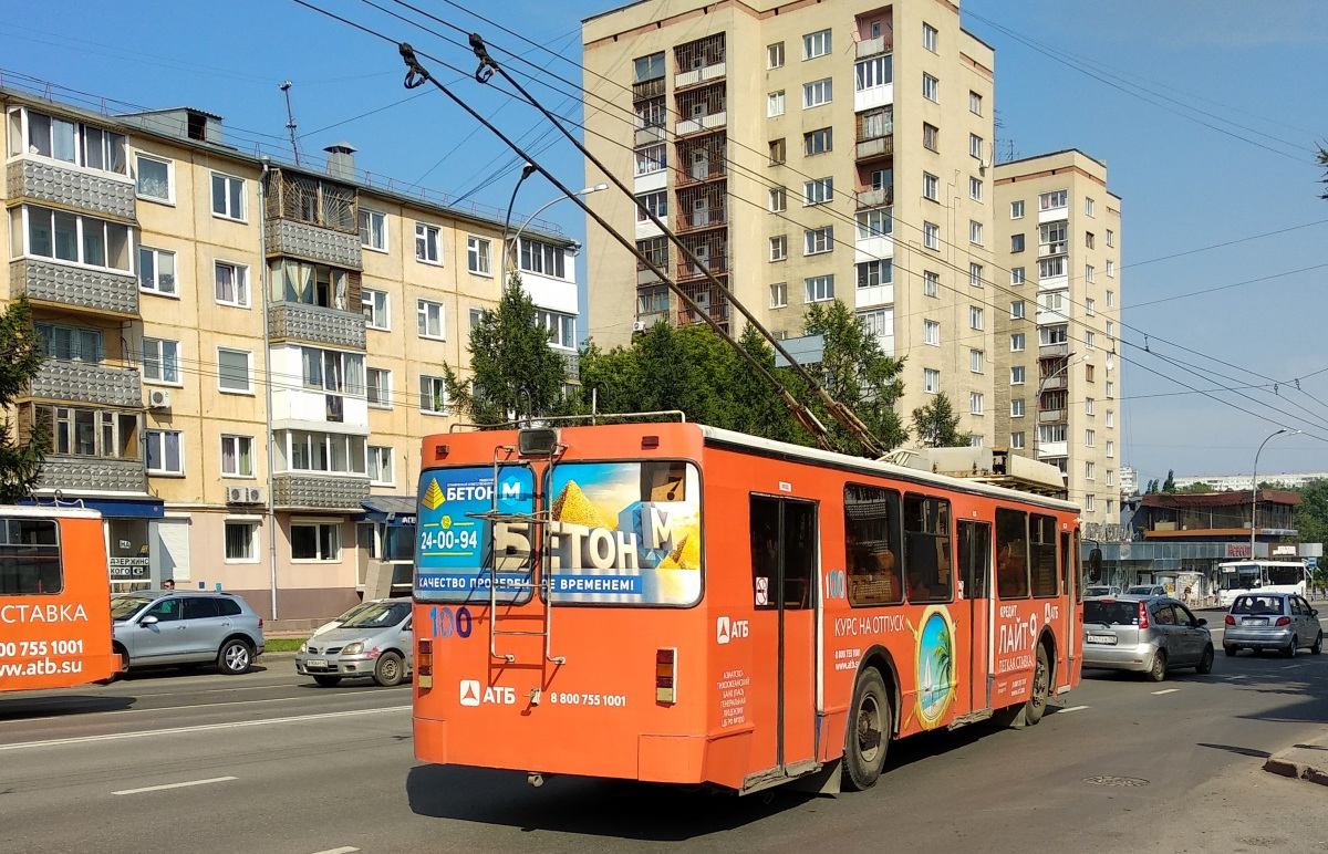 Кемерово. ЗиУ-682 КР Иваново №100