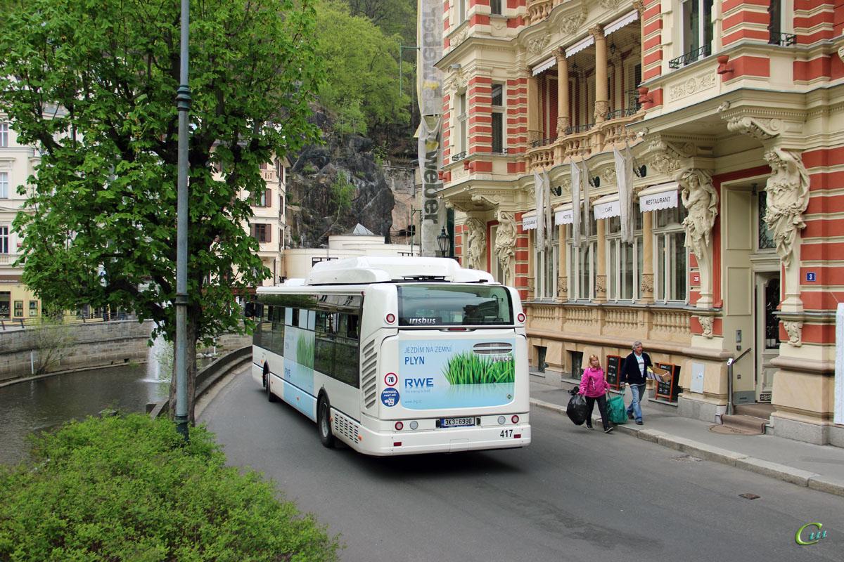 Карловы Вары. Irisbus Citelis 12M CNG 3K3 6990